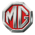 MG Motor UK badge