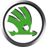 Skoda badge