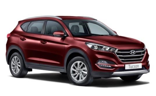 Excellent Euro NCAP ratings for Hyundai Tucson, Mazda MX-5 and Vauxhall Viva