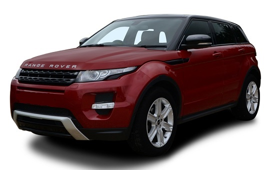 Car Leasing Deal - Review of the Range Rover Evoque
