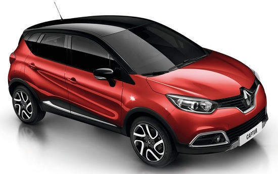 Car Leasing Deal - Review of the Renault Captur
