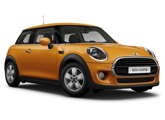 Car Leasing Deal of the Month - Mini Cooper Chili Pack