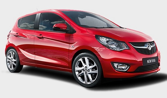 Car Leasing Review - The Vauxhall Viva