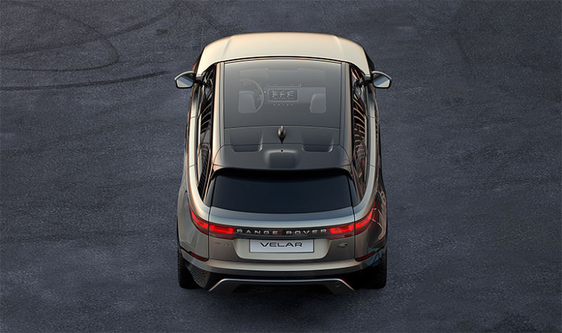 What do you think of the Range Rover Velar?
