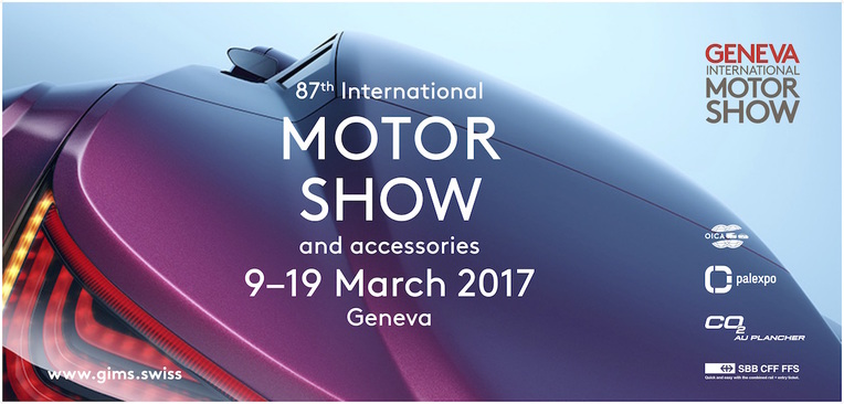 Highlights of the Geneva Motor Show 2017