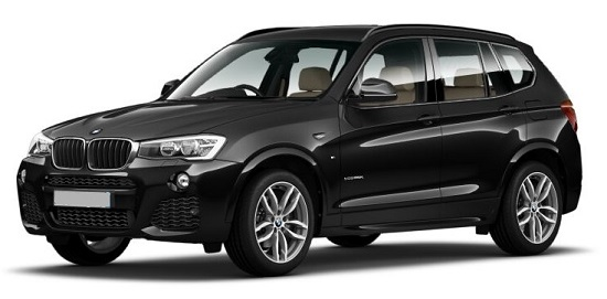 Car Leasing Review - the BMW X3
