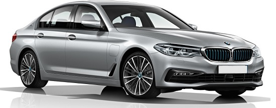 Car Leasing Review: The BMW 5 series