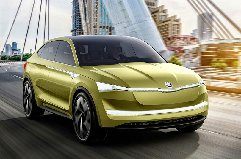 Skoda have gone electric - pre launch preview!