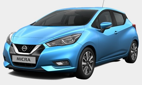 The New Nissan Micra wins five-start NCAP safety rating