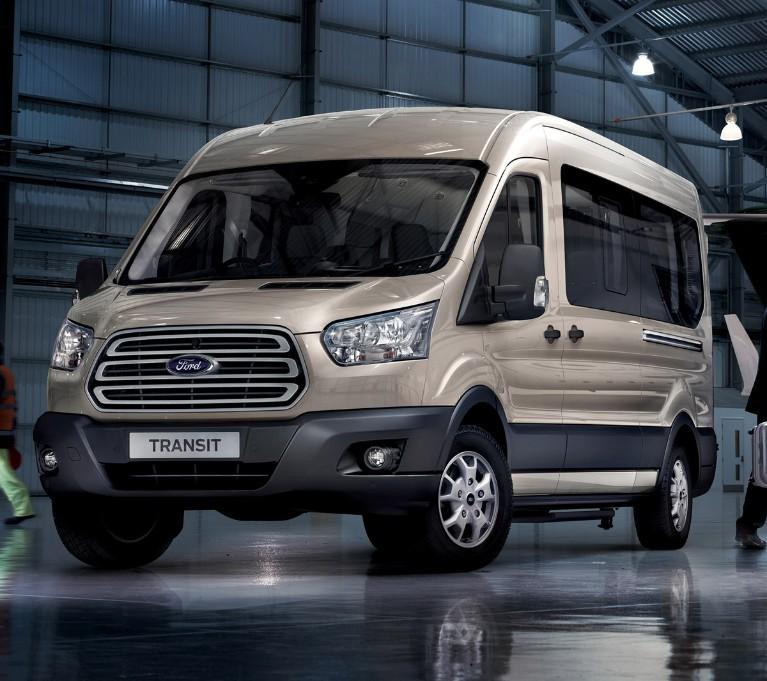 Ford Transit Minibus Reviews