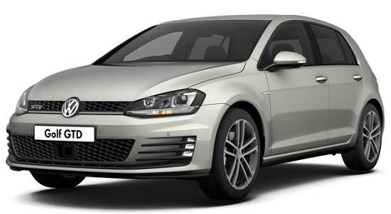 Car Leasing Review - the VW Golf 2.0 TDI
