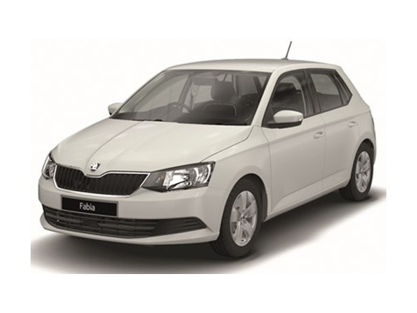 Car Leasing Review - the Skoda Fabia