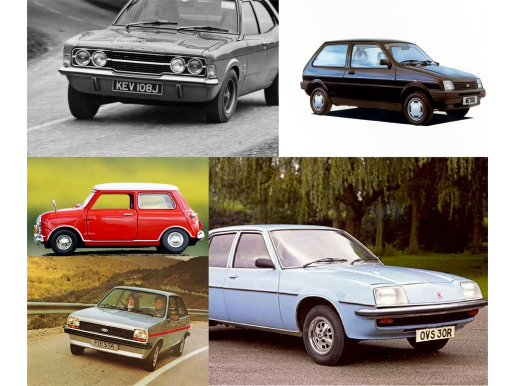 ❤️ The Best Loved Cars of YesterYear ❤️