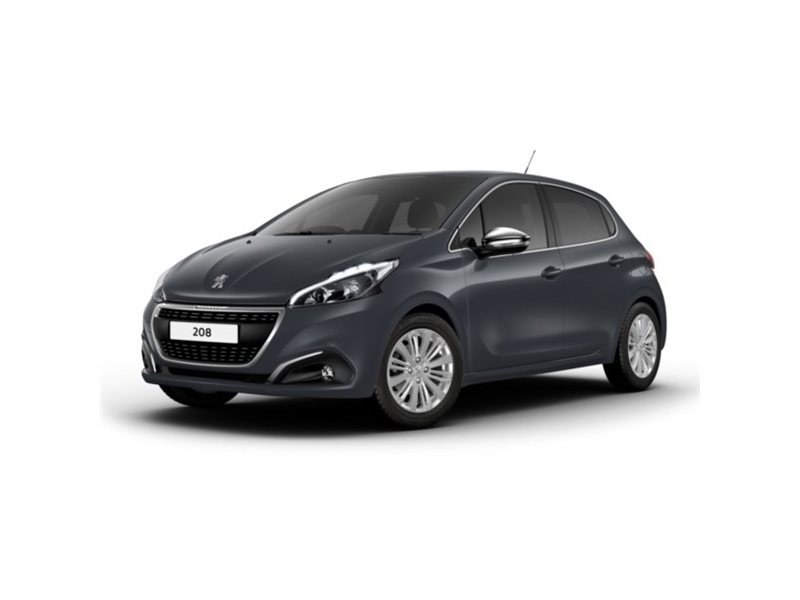 Car Leasing Review - the Peugeot 208
