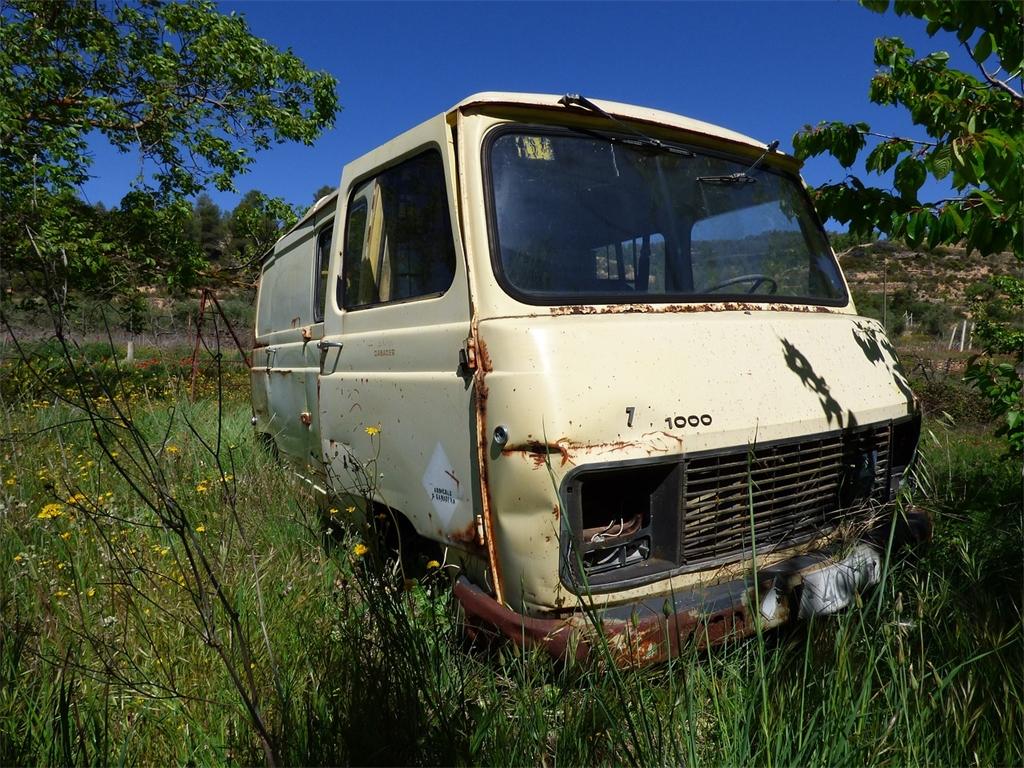 Fair Wear and Tear on your Lease Van