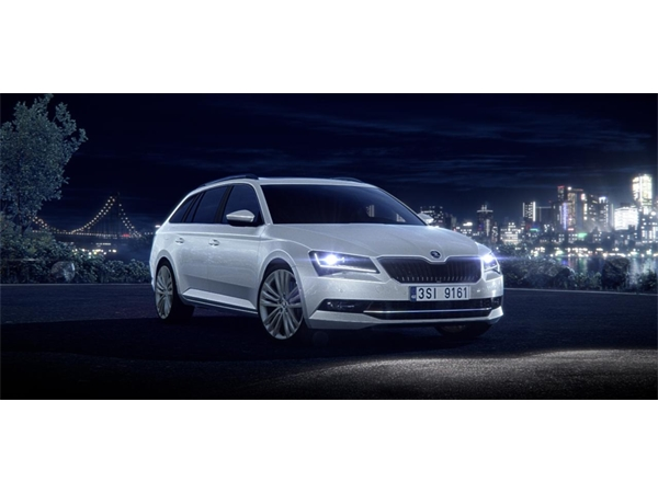 Car Leasing Review Round-up | The Skoda Superb