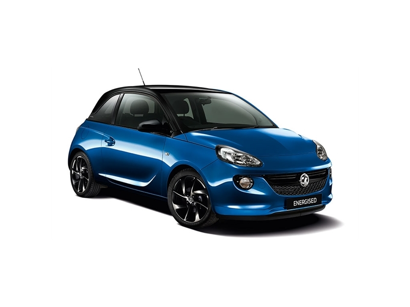 Car Leasing Review - The Vauxhall Adam