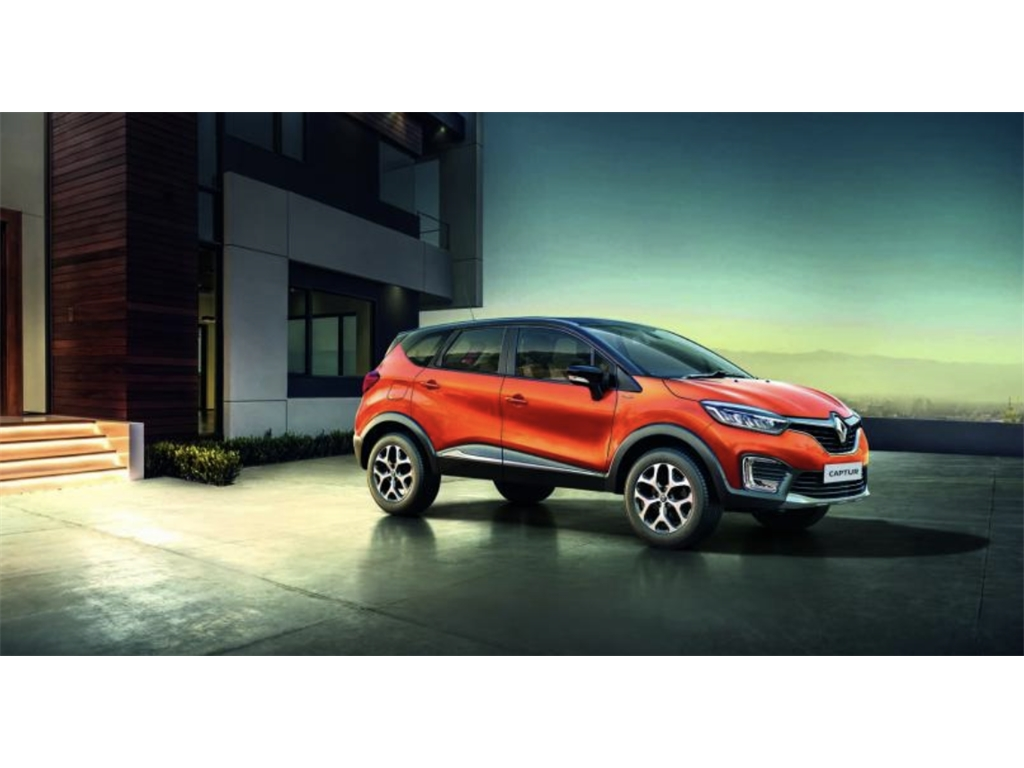Car Leasing Review - The Renault Captur