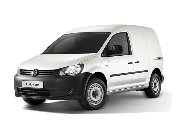 The VW Caddy is named Business Van of the Year