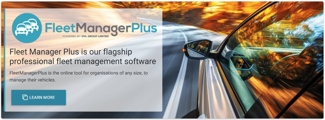 Fleet Manager Plus is FREE whether you source your vehicles from OVL Group Ltd or not!