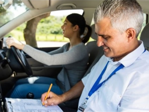 Tips for passing your driving test first time.
