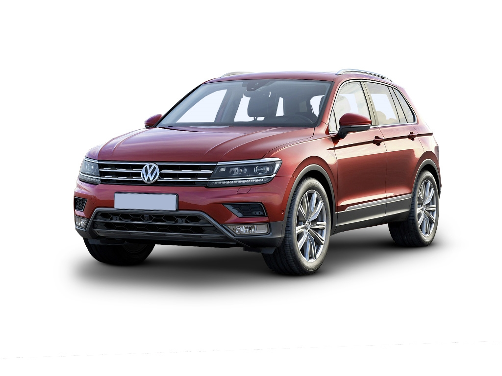 Car Leasing Review - The Volkswagen Tiguan