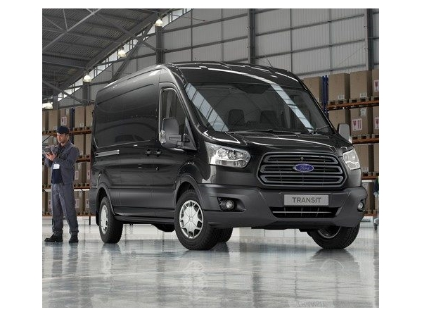 The Ford Transit - why it