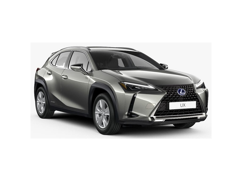 Say hello to the new kid on the block – the Lexus UX