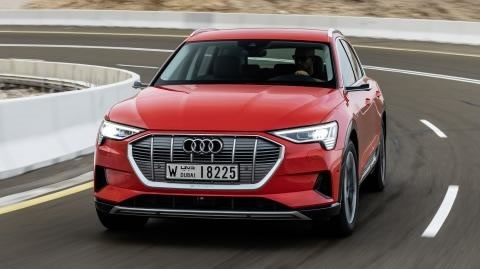 The Audi E-tron - what the reviewers are saying