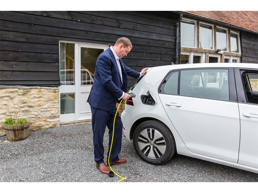 The e-Golf – what did the OVL team think about this all electric Volkswagen?