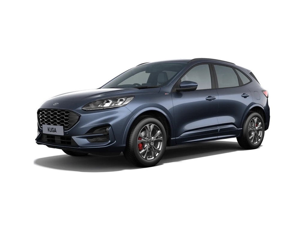 Car Leasing Review - the Ford Kuga
