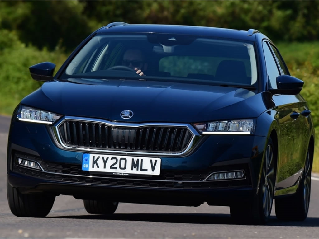 The Brand New Skoda Octavia - Car Leasing Review