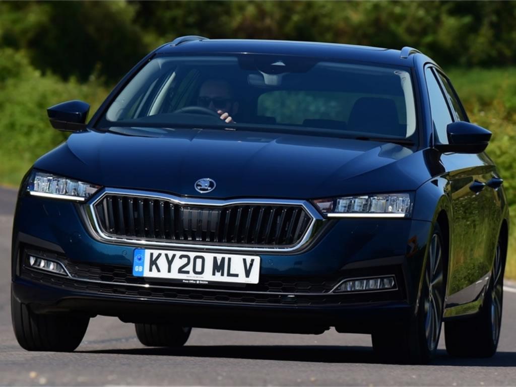 The Brand New Skoda Octavia - Car Leasing Review