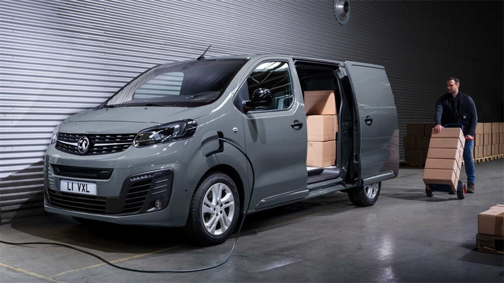 The Vauxhall e-Vivaro - why leasing an electric van should be on your to do list