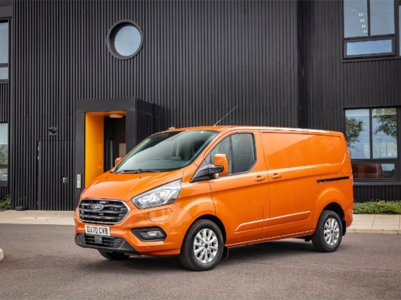 Cheap van leasing deals in 2021