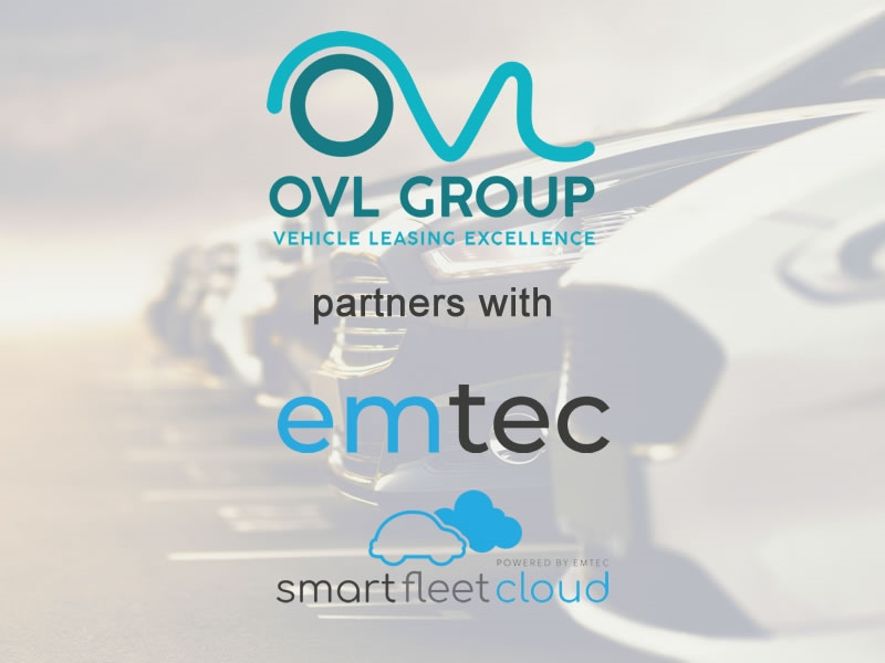 OVL Group - working in partnership with Emtec Corporation, the only connected vehicle company that measures emissions.