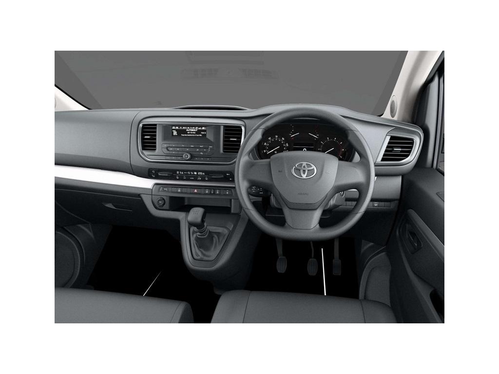 RARE in stock minibus. Toyota Proace Verso 9-seater