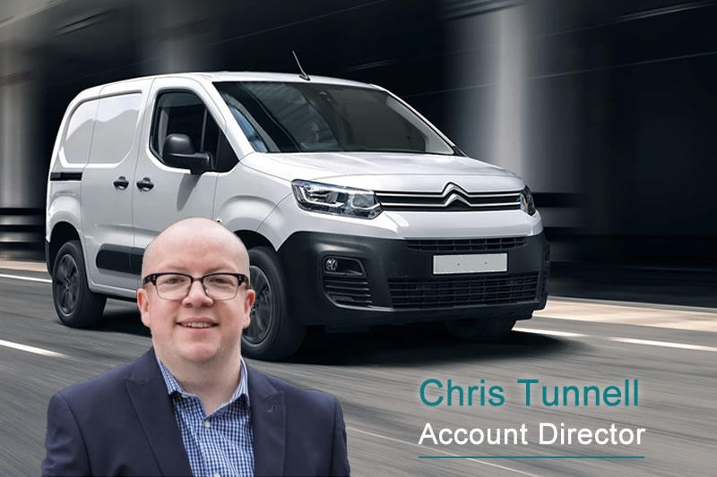 Vans are in short supply – Vans4Lease expert Chris Tunnell offers his thoughts.