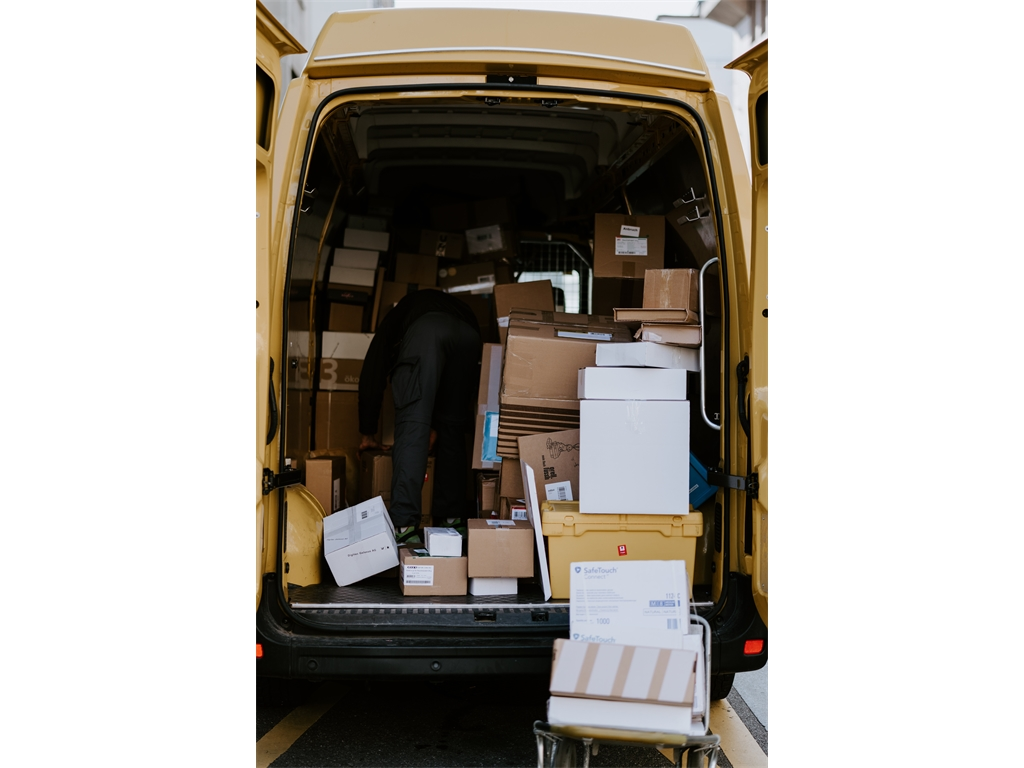 Why you don't have to be in business to lease your own van