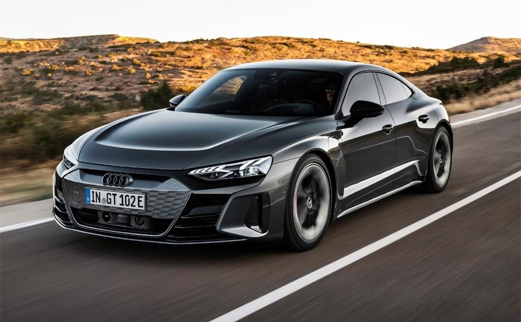 The Audi e-tron GT - car leasing review