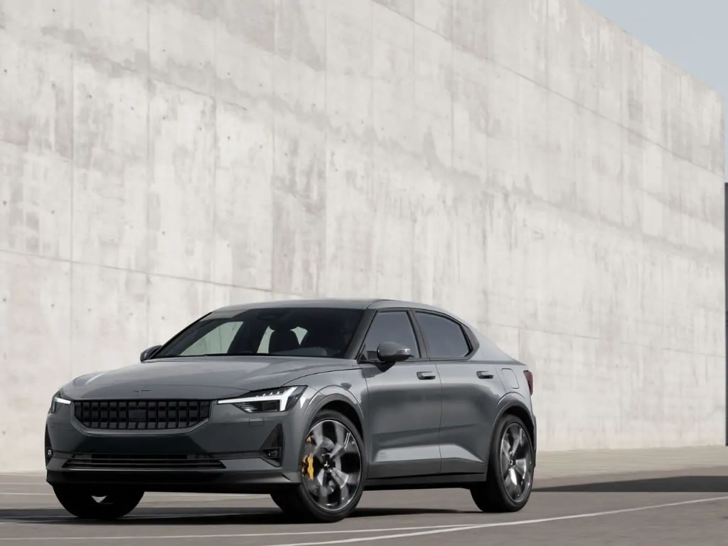 Polestar 2 - all electric driving in style