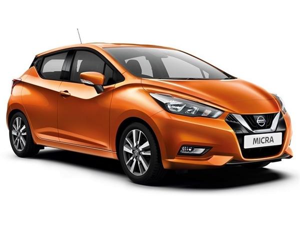 Nissan MICRA HATCHBACK 0.9 IG-T Acenta 5dr