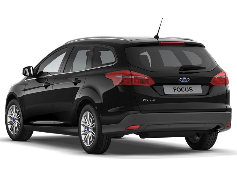 Ford FOCUS DIESEL ESTATE 1.5 TDCi 120 Zetec 5dr