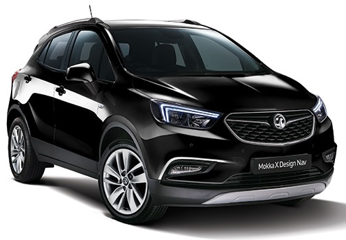 VauxhallMOKKA X 1.4T Design Nav 5dr