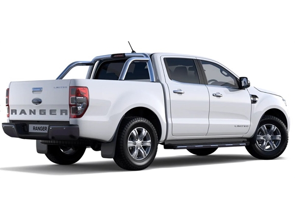 Ford Ranger 3.2 Tdci 200Pick Up Double Cab Wildtrack Automatic
