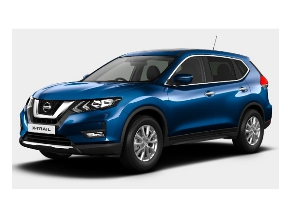 Nissan X-TRAIL DIESEL STATION WAGON 2.0 dCi Acenta 5dr 4WD [7 Seat]