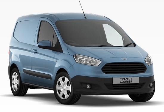 Ford TRANSIT COURIER DIESEL 1.5 TDCi Trend Van
