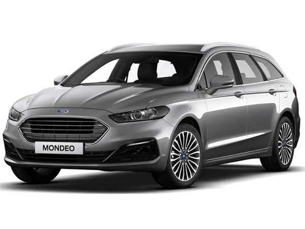 Ford Mondeo Estate 2.0 Tdci 180 Titanium