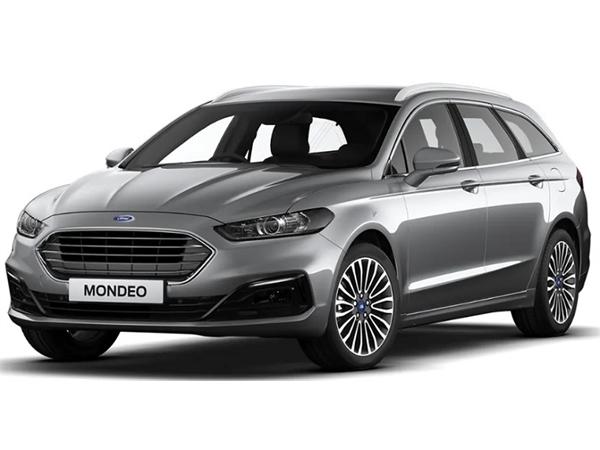 Ford MONDEO DIESEL ESTATE 2.0 TDCi Zetec Edition 5dr