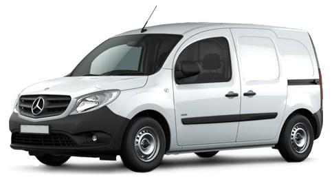 Mercedes-BenzCITAN LONG DIESEL 109CDI Van